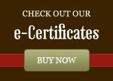 Check out our e-Certificates