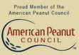 Proud Member of the American Peanut Council