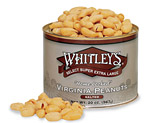 20 oz. Tin Virginia Peanuts (Salted)