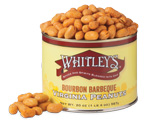 12-20 oz Tins Bourbon Barbeque Peanuts (one case)