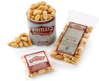 Small Packs Salted Virginia Peanuts