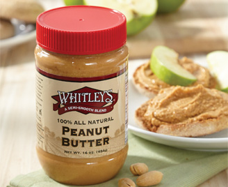 Peanut Butter<br> <i> ( all natural )</i></br>