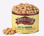 12-20 oz Tins Salt & Vinegar Peanuts (one case)